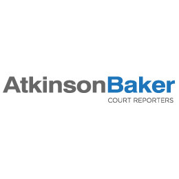 Atkinson-Baker Provides Court Reporters Outside of the US